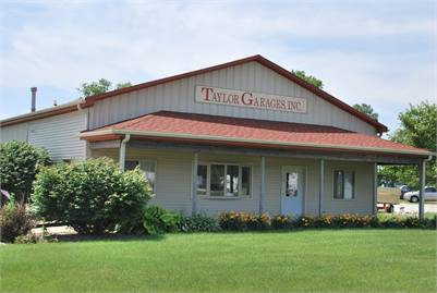 Taylor Garages - Now meets your Roofing, Siding & Window Needs - Milan, IL